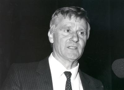 Vincent Wright. Profesor de seminario. Curso 1991-1992