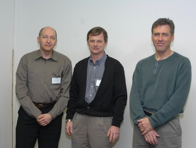 Charles Gilbert, Thomas D. Albright y John H.R. Maunsell. Wokshop The Neural Substrates of Cognition