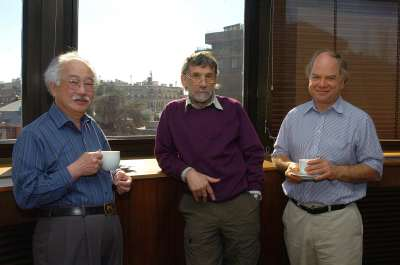 Nobuo Suga, William A. Phillips y Shaul Hestrin. Wokshop The Neural Substrates of Cognition