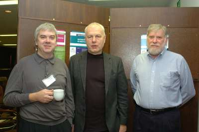 Javier Cudeiro, Adam M. Sillito y Murray Sherman. Wokshop The Neural Substrates of Cognition