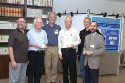 Jan Nedergaard, David G. Nicholls, Jean-Paul Giacobino, Daniel Ricquier, Leslie P. Kozak y Eduardo Rial. Workshop Uncoupling Proteins: Current Status and Therapeutic Prospects