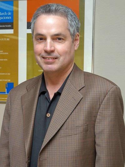 Robert J. Sampson. Profesor de seminario. Curso 2005-06