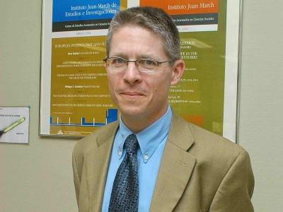 John Carey. Profesor de seminario. Curso 2005-06