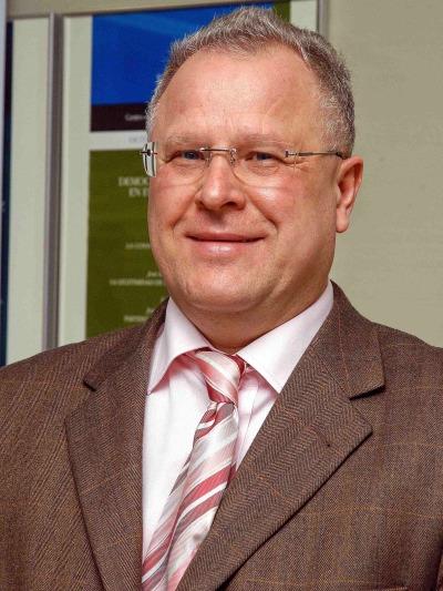 Hans-Peter Blossfel. Profesor de seminario. Curso 2006-07