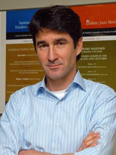 Walter Mattli. Profesor de seminario. Curso 2006-07
