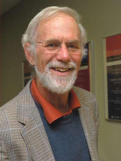David Laitin. Profesor de seminario. Curso 2007-08