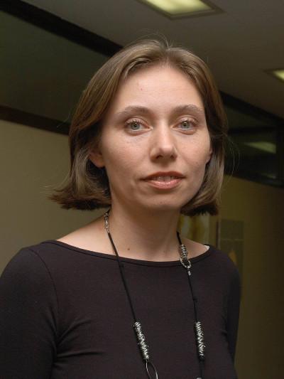 Anastasia Gorodzeisky. Investigadora postdoctoral