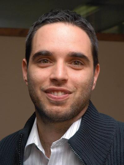 Athanassios Roussias. Investigador postdoctoral