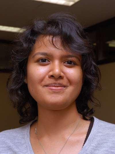 Jennifer Gandhi. Profesor de seminario. Curso 2008-09
