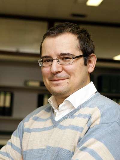 Marco Albertini. Investigador postdoctoral