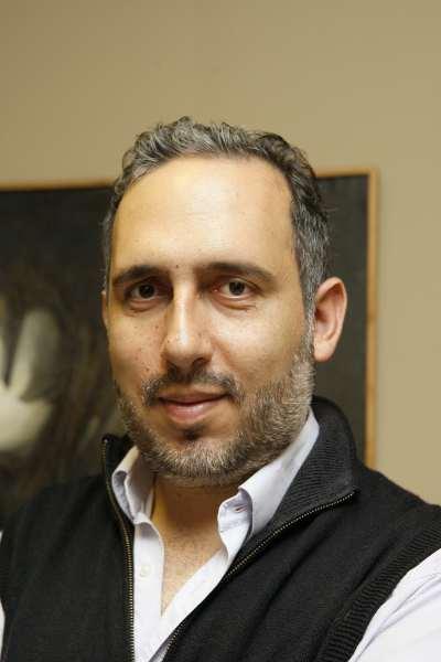 Luis Fernando Medina. Investigador postdoctoral