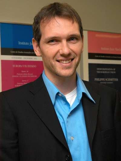 Joseph Wright. Profesor de seminario. Curso 2008-09