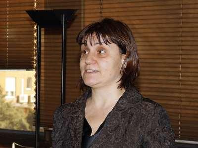 Isabela Mares. Profesora de seminario. Curso 2008-09