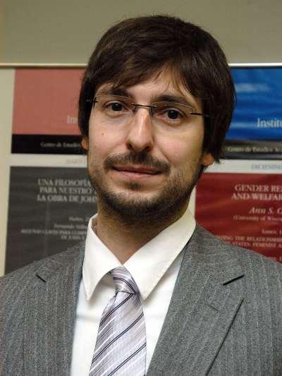 Pollak Reinhardt. Profesor de seminario. Curso 2008-09