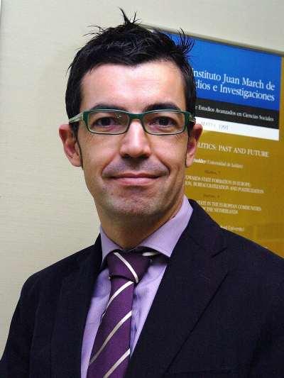 Diego Puga. Profesor de seminario. Curso 2008-09