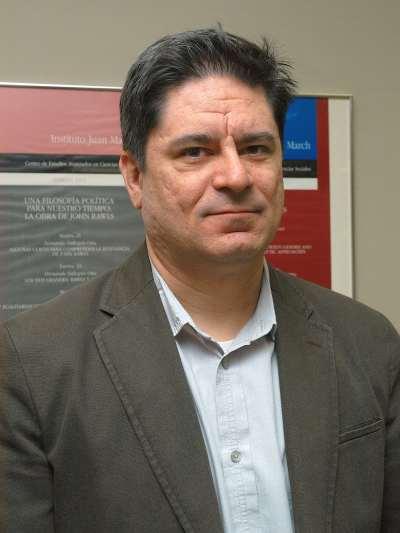 David Rueda. Profesor de seminario. Curso 2008-09