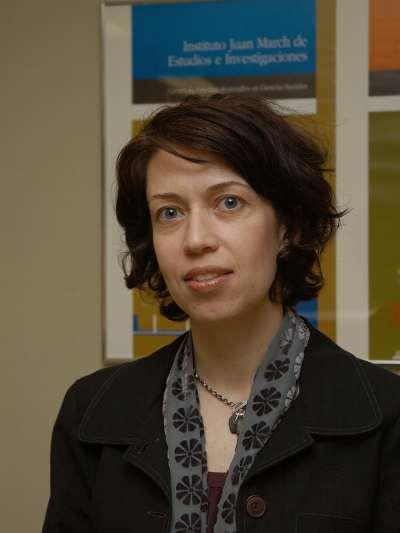 Orit Kedar. Profesor de seminario. Curso 2008-09
