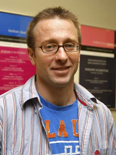 Jeff Miley. Profesor de seminario. Curso 2008-09
