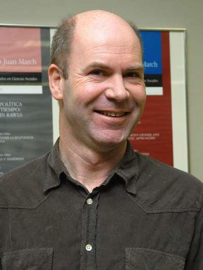 Pierre-Cyrille Hautcoeur. Profesor de seminario. Curso 2008-09