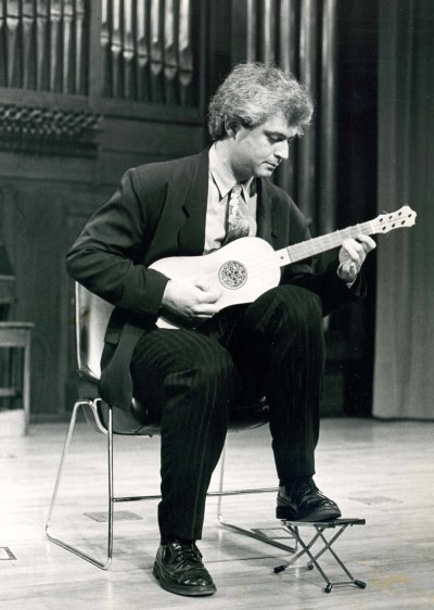 Rafael Benatar. Concierto Música para vihuelas, laúdes y guitarras