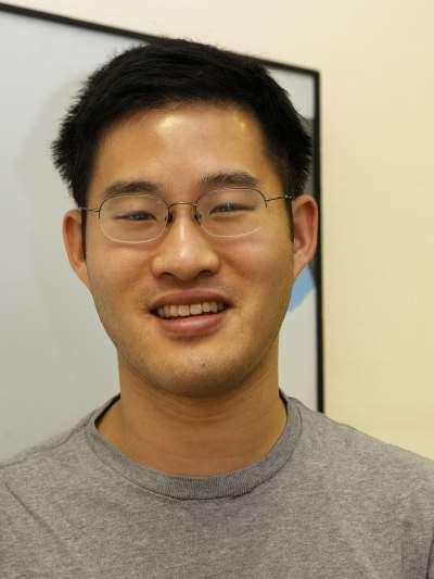 Alexander Kuo. Investigador postdoctoral