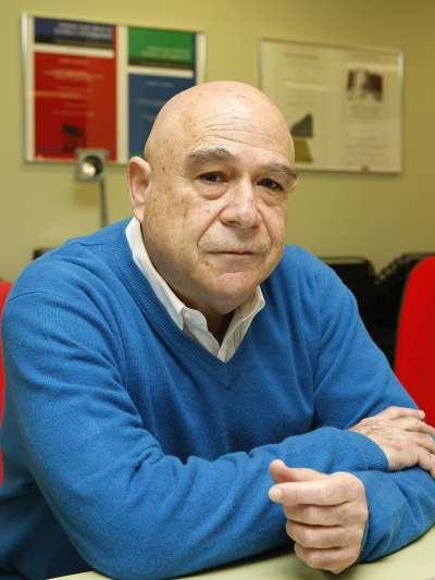 Moshe Semyonov. Profesor de seminario. Curso 2009-10