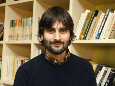 Sabino Kornrich. Investigador postdoctoral