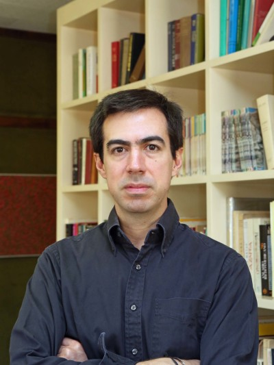 Julio Ríos. Profesor de seminario. Curso 2011-12