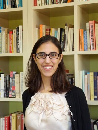 Rebeca Weitz-Shapiro. Profesor de seminario. Curso 2012-13