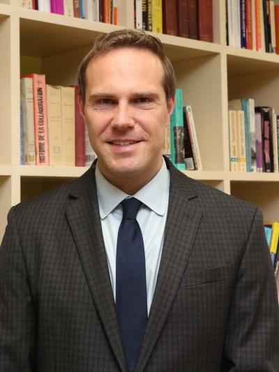 Jonathan Rodden. Profesor de seminario. Curso 2012-13