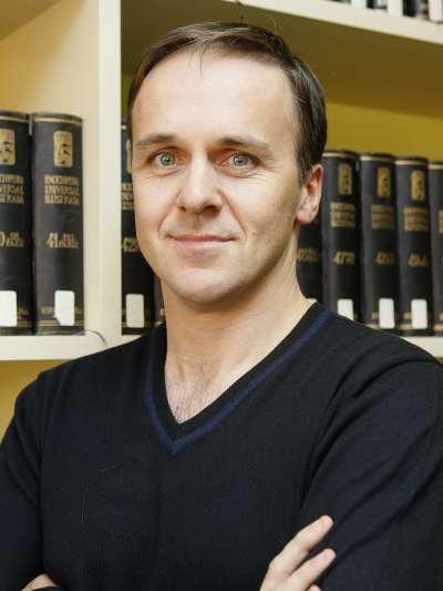 Simon Jackman. Profesor de curso. Curso 2010-2011