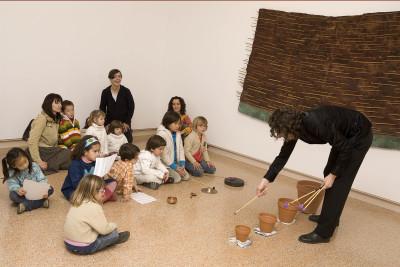 Llorenç Ferrer. Sonidos en el Museo