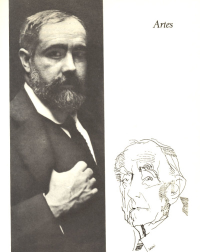 Hermenegildo Anglada Camarasa. Premio Fundación Juan March de las Artes 1957