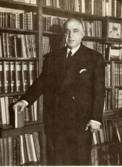 Gregorio Marañón, Premio Fundación Juan March de las Ciencias 1957