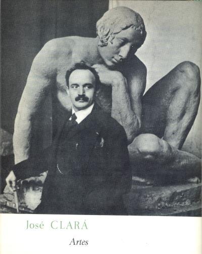 José Clará. Premio Fundación Juan March de las Artes, 1958