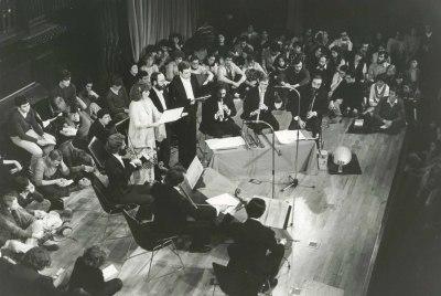 Concierto de miércoles. Música española medieval 1980