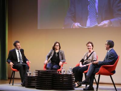 Iñigo Alfonso, Ruth Ferrero, Ana Planet y Antonio San José. El mundo árabe en movimiento: migraciones, relaciones con Europa