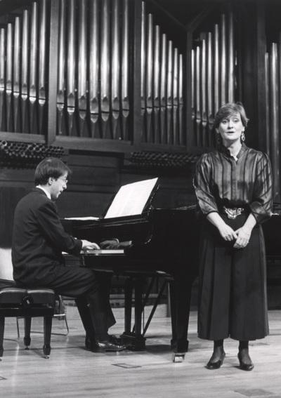 Carmen Rodríguez Aragón y Xavier Pares. Recital de canto y piano