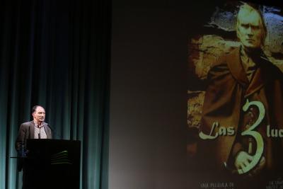 Miguel Marías. Cine de misterio. Las tres luces