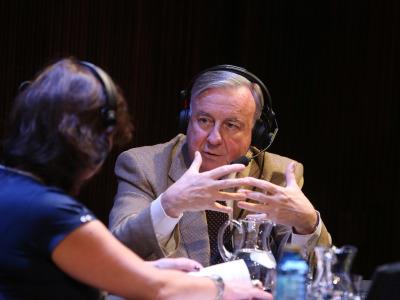 José García Busto entrevista de RNE