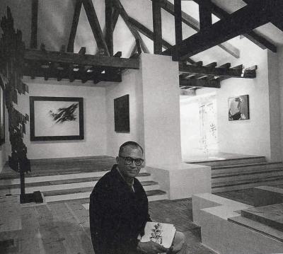 Fernando Zóbel. Colección de Arte Abstracto Español, de Cuenca.