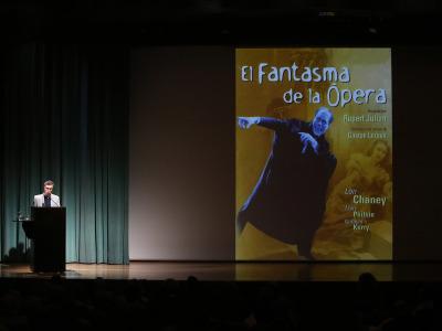 Javier Ocaña. El fantasma de la ópera (1925) de Rupert Julian