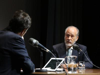 José Manuel Cruz Valdovinos entrevistado por Íñigo Alfonso