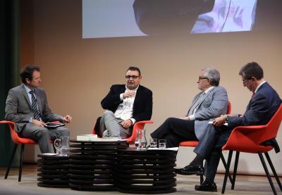 Juan Antonio Ortega e Ignacio Sánchez-Cuenca entrevistados por Antonio San José e Íñigo Alfonso. La Transición española.
