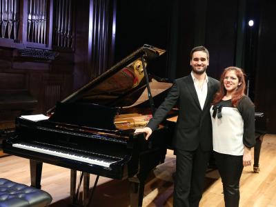 Dúo Bécquer. Recital de 2 pianos