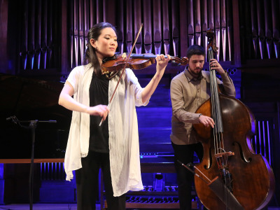 Maureen Choi Quartet. Recital de Jazz