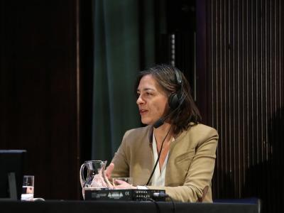 María Nagore. Entrevistas de RNE