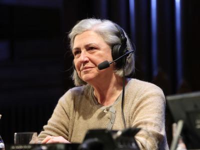 Teresa Catalán. Entrevistas de RNE
