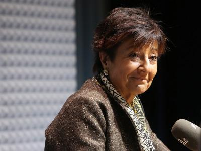 Anna Birulés entrevistada por Íñigo Alfonso