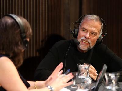 Laura Prieto y Josep Colom. Entrevistas de RNE